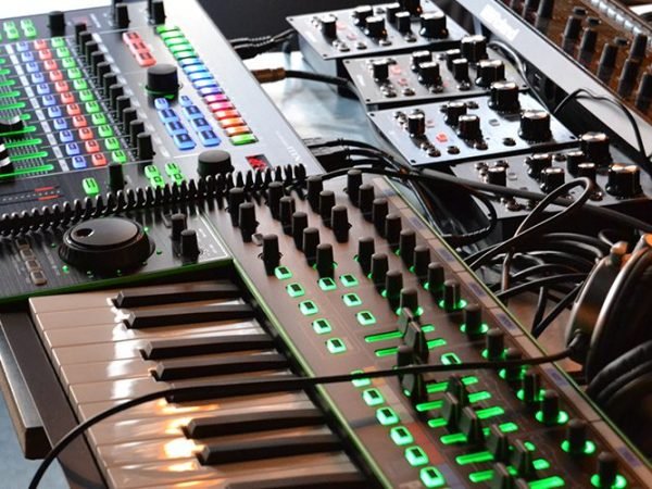 Synths, Sounds & Sequences