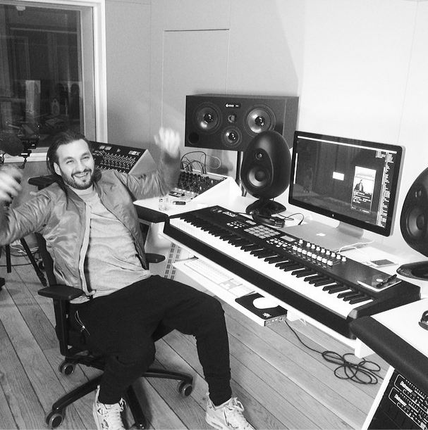 Steve-Angello-studio