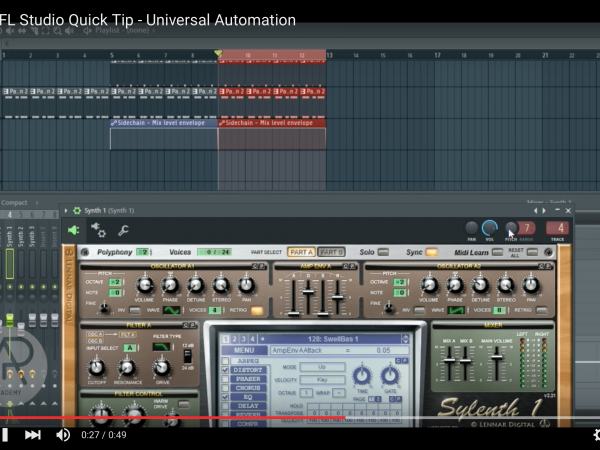 Tip of The Day – Universal Automation