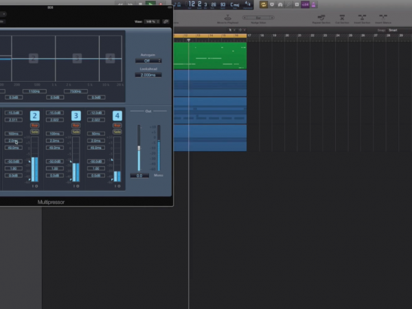 Logic Pro – EXS24 808 Drum Sample