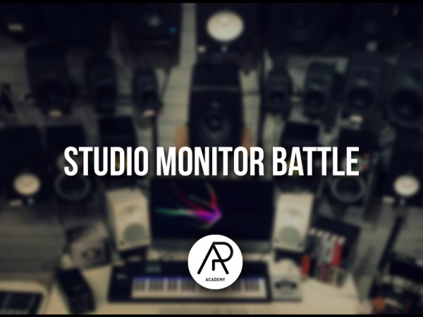 Studio Monitor Battle