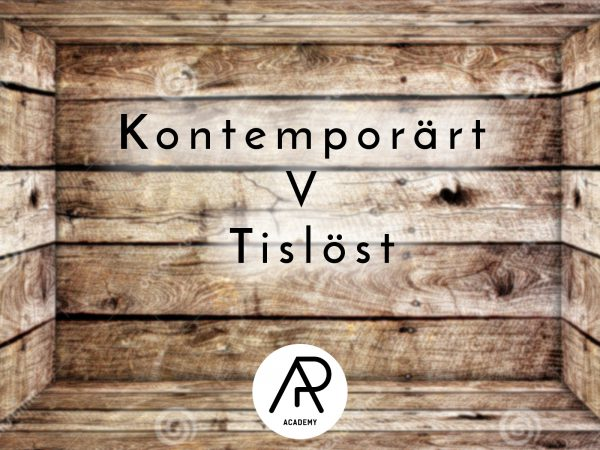 Kontemporärt vs Tidlöst