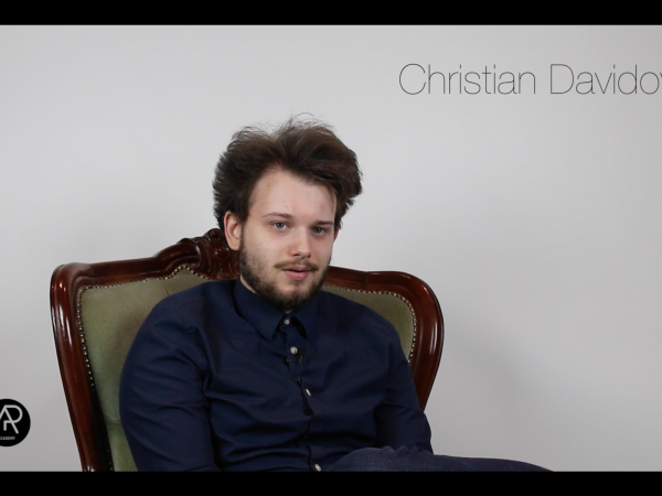 Spotlight – Christian Davidov