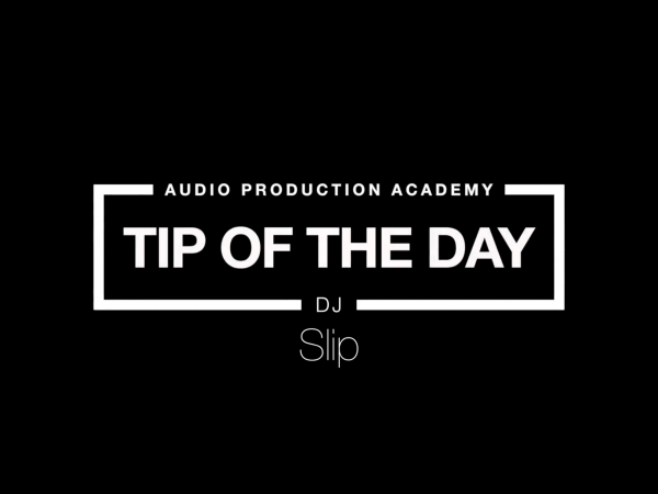 Tip Of The Day – Slip
